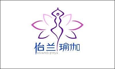 瑜伽馆logo设计欣赏_频道宣传