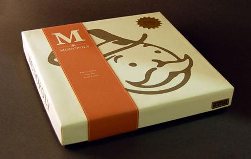 国外创意巧克力包装设计欣赏