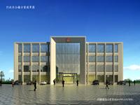 行政办公楼外观装修设计
