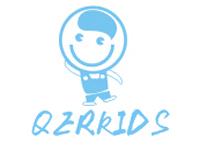 QERKIDS童装品牌卡通LOGO设计