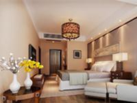 小三室客厅主卧装修设计