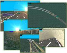 高速公路形象进度在线展示系统