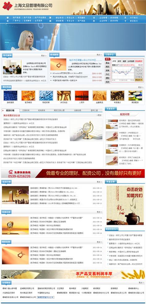 上海某网站