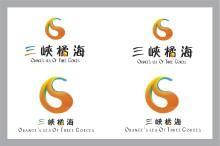 三峡橘海LOGO设计