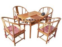 红木家具 刺猬紫檀 非洲花梨木 1.05汉宫茶台