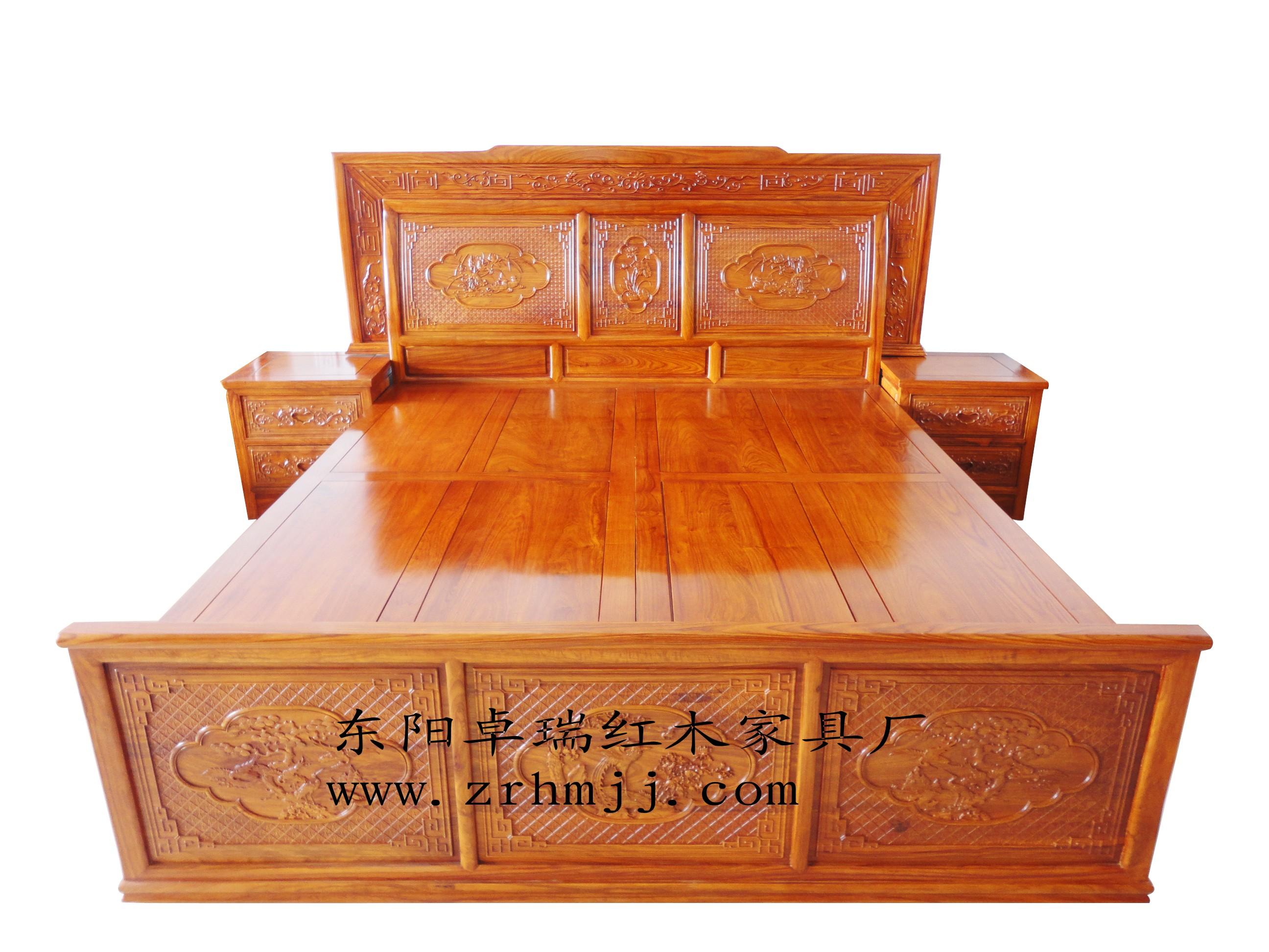 红木家具 ,东阳木雕,仿古门窗,古典家具,辉煌大床