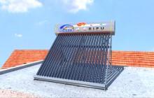 太阳能安装动画