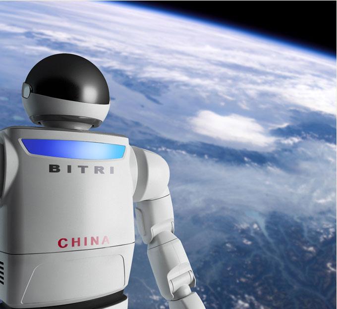 中国航天机器人