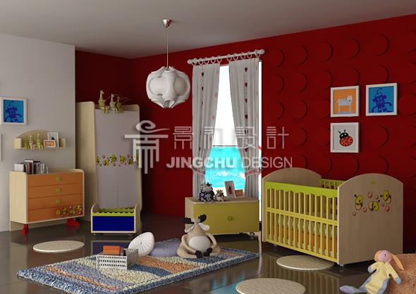 板木结合儿童家具