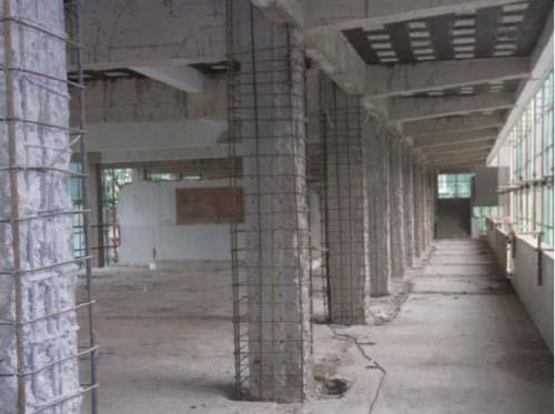 厂房改造、加固工程