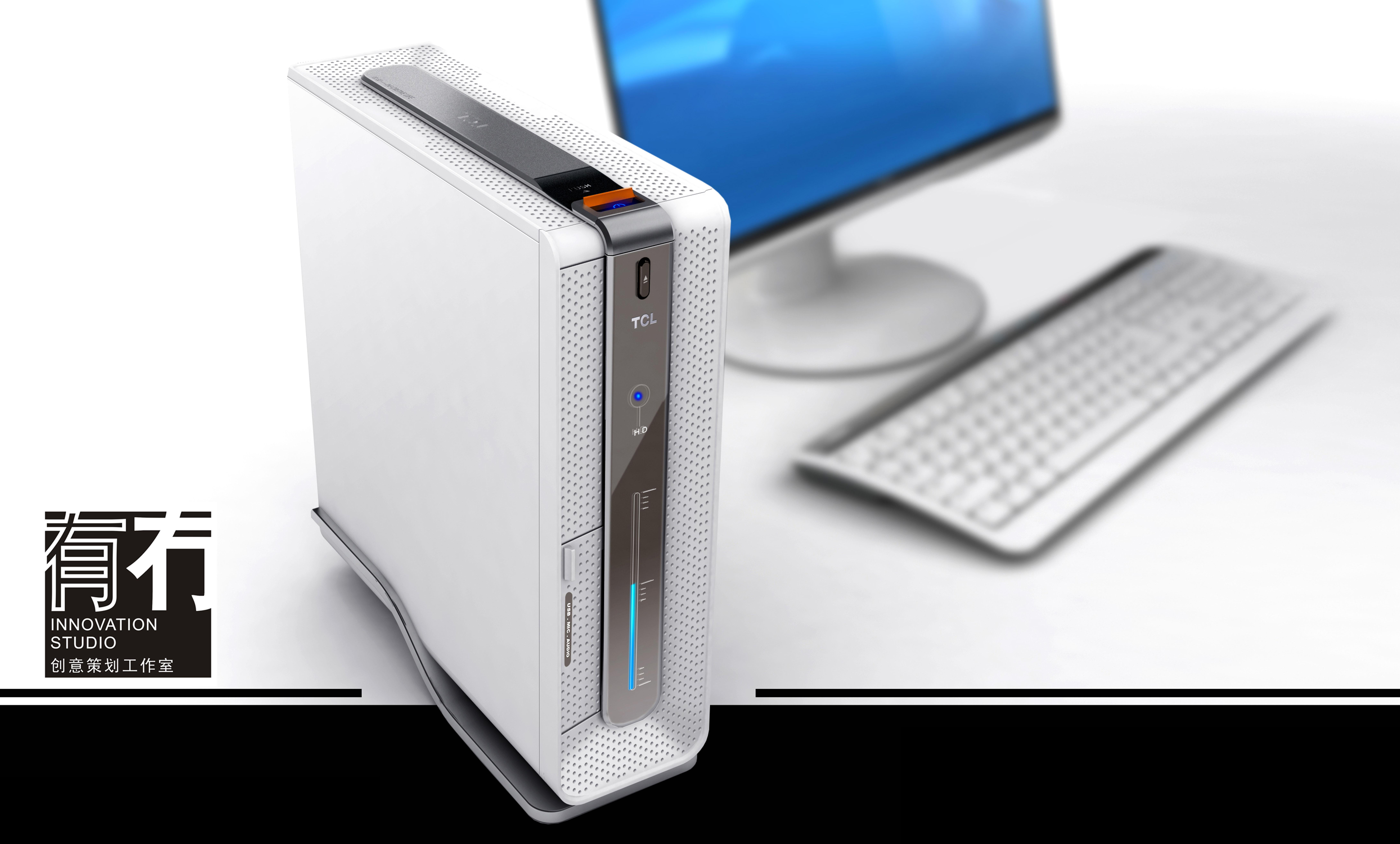 电脑主机设计