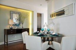 家装配饰设计、软装配饰设计中窗帘选配技巧