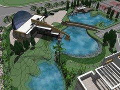 住宅小区规划设计中生态环境景观规划设计
