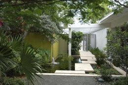 庭院景观设计植物有什么作用 别墅庭院景观植物的功能