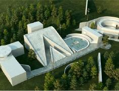 什么是建筑模型设计的意义 建筑的镜子—建筑模型设计