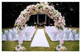 如何策划室外婚庆 最全的婚庆策划