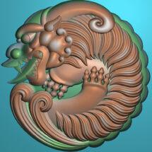 高细节浮雕设计与雕刻加工