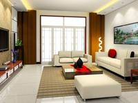 110平米四房住宅装修