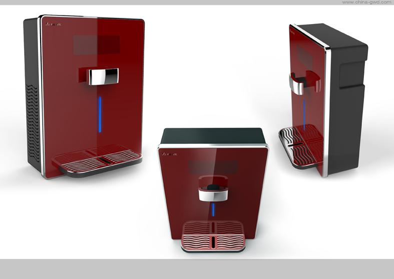 管线机产品外观设计