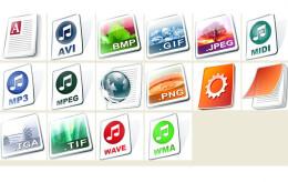 多媒体制作时体图形图像文件格式 位图文件格式的特点