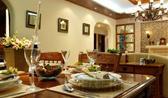 【视界装饰】长帆领馆 古典风格 两室两厅一卫