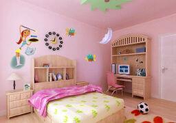 儿童房手绘墙绘制的要求 儿童房手绘墙画的设计要求