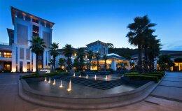 中国酒店设计与国际酒店设计的差距 酒店装修设计是一副简练的画