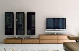 电视柜背景墙装饰设计材料详解 电视背景墙装饰材料选择