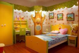 儿童房主题背景墙设计方案 儿童房背景墙方案选择