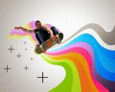 商业海报设计用色技巧指南 商业海报色彩设计指南
