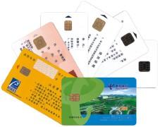 IC智能卡片设计制作单元 智能卡制作芯片组成部分