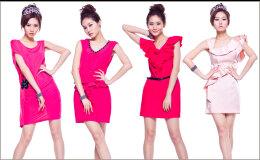 中国品牌女性服装设计发展趋势 中国欧美风品牌女装设计主流