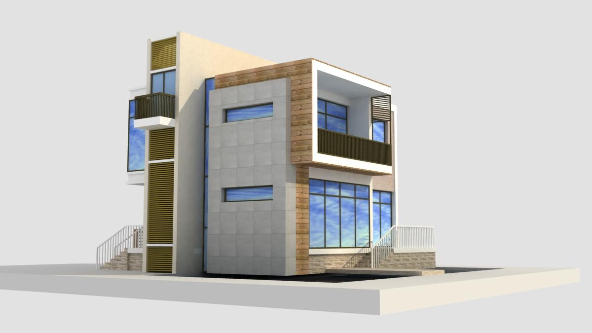 农村现代别墅设计