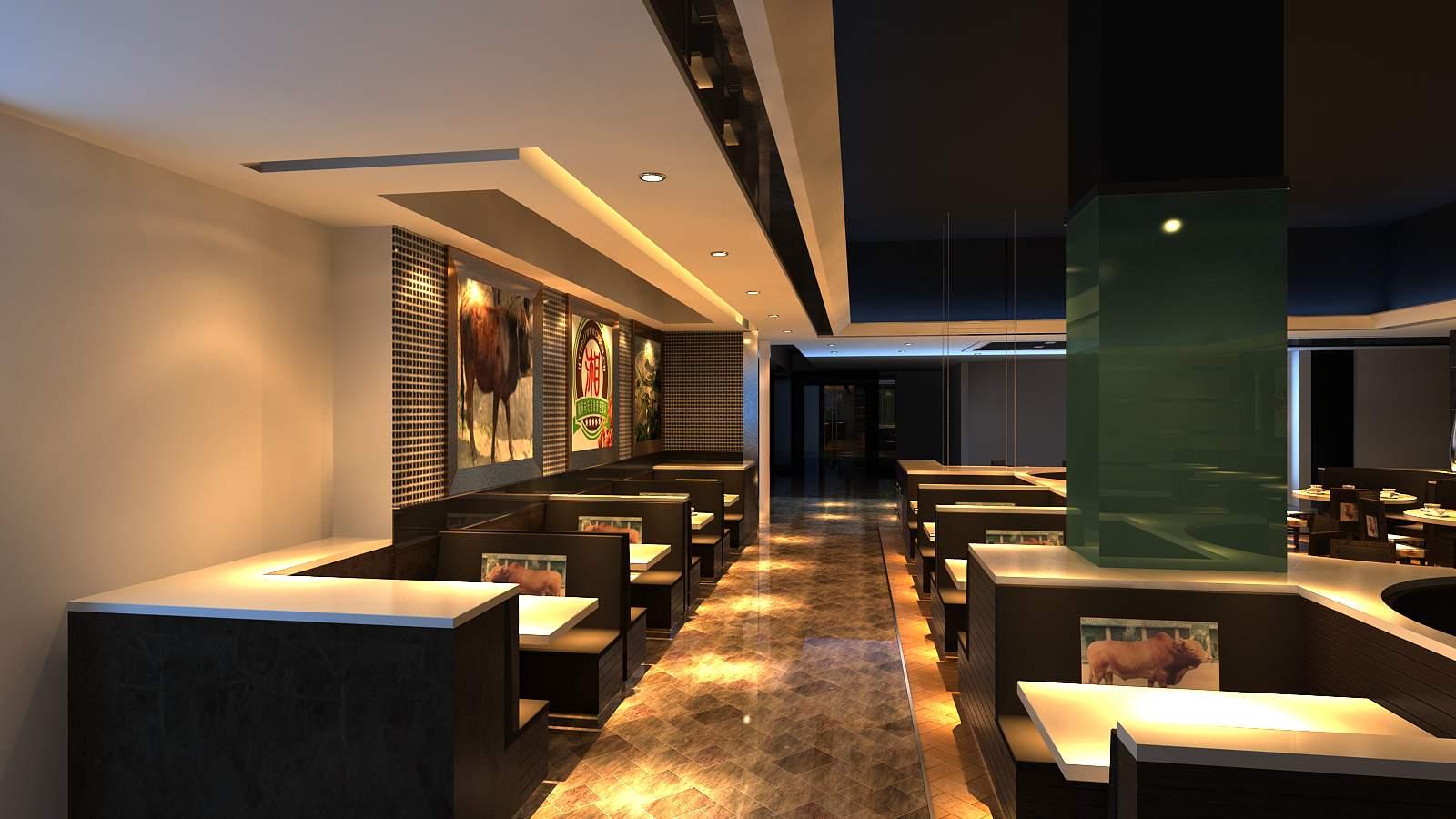 拟开连锁餐厅,为连锁餐厅提供设计方案