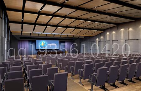 大型空间会议厅装修设计