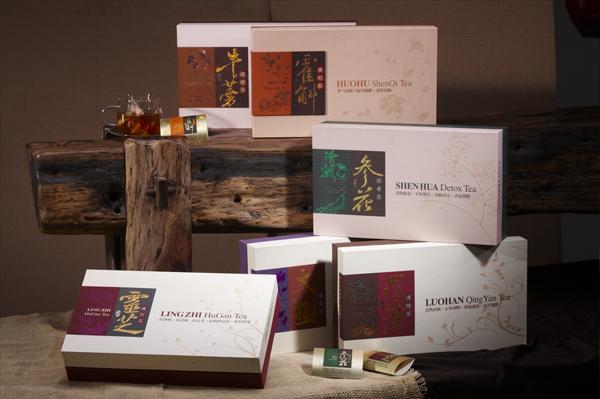 大德康元 养生茶系列