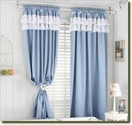 卧室窗帘选什么颜色好 如何选择卧室窗帘 卧室窗帘选择注意事项