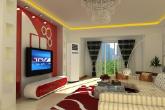 威客服务:[25072] 电视背景墙设计