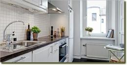 厨房装修注意事项 厨房装修小技巧 厨房装修要注意什么