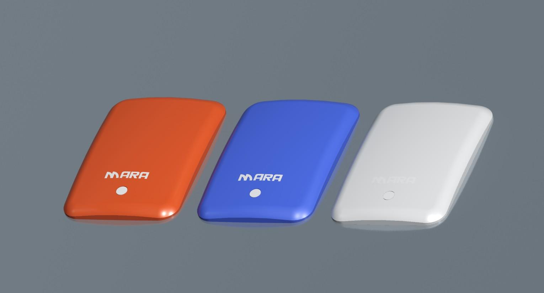 超薄形移动电源外观设计