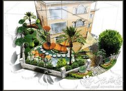 别墅庭院景观如何布局 别墅庭院景观设计布局要点