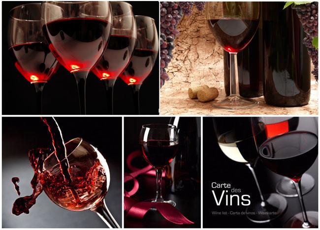 紅酒畫冊設計