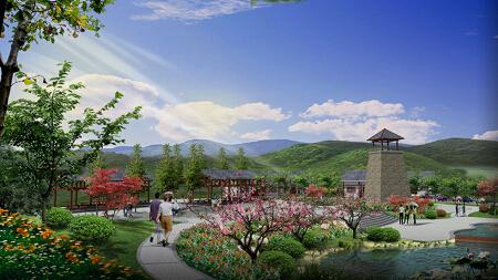 北京室外景观设计_北京室外园林景观设计