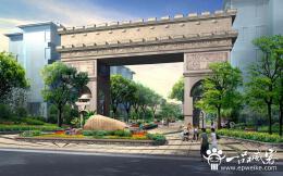 大学校园景观设计理念 高校园林景观设计建设