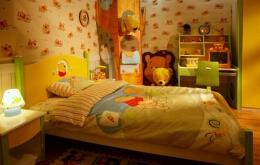 如何选购儿童房壁纸 儿童房壁纸选购注意事项 儿童房壁纸选购技巧