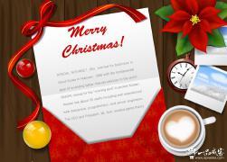 如何写圣诞贺卡祝福语 圣诞贺卡祝福语大全