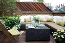露台花园怎么设计 露台花园的设计方法 露台花园的设计原则