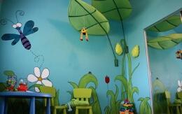 儿童房背景墙怎么装修最好 儿童房背景墙怎么搭配