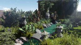 深圳庭院景观水景设计的基本原则 深圳庭院景观设计中的水景设计