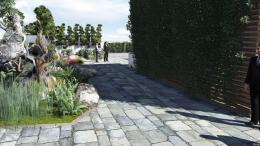 深圳庭院景观设计呼吁让落叶与杂草都成为景观的一部分